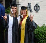 Kimberly Hart Graduation