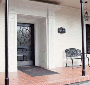 alpha phi porch